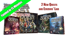 Thunderstone Quest - New Horizons